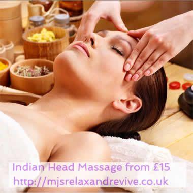 Chichester Indian Head Massage